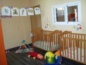 Guarderia Zaragoza - Sala de Bebés (de 0 a 1 año)